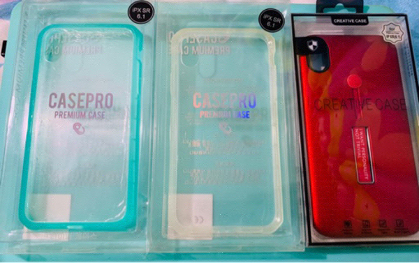 Used 3 IPHONE XR Cover. CHEAPEST PRICE!! NEW! in Dubai, UAE