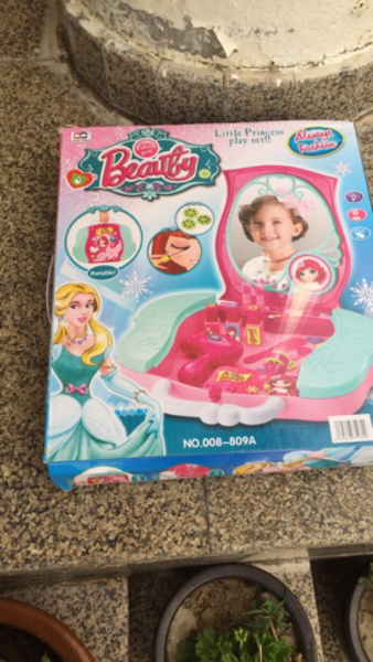 Used Little princess play set toy for girls  in Dubai, UAE