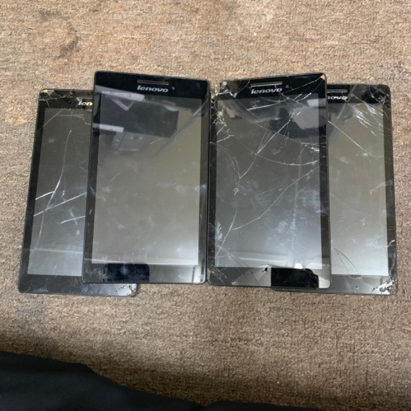Used 4 x Lenovo Tab 2 Android tablets  in Dubai, UAE