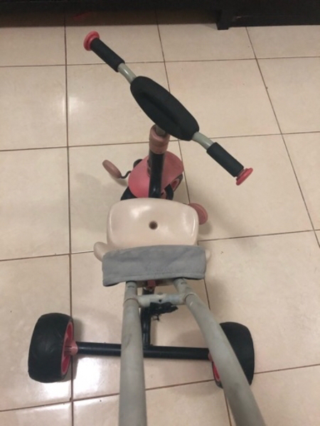 Used HAUCK TRICYCLE for kids in Dubai, UAE