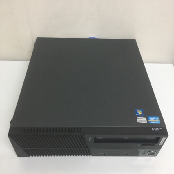 Used Core i3 branded Lenovo desktop in Dubai, UAE