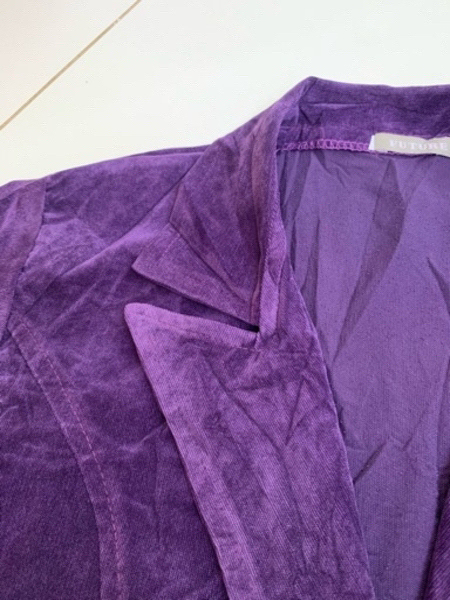 Used Purple blazer in Dubai, UAE