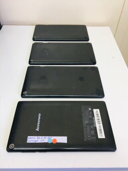 Used Bundle 4 Lenovo Tablets in Dubai, UAE