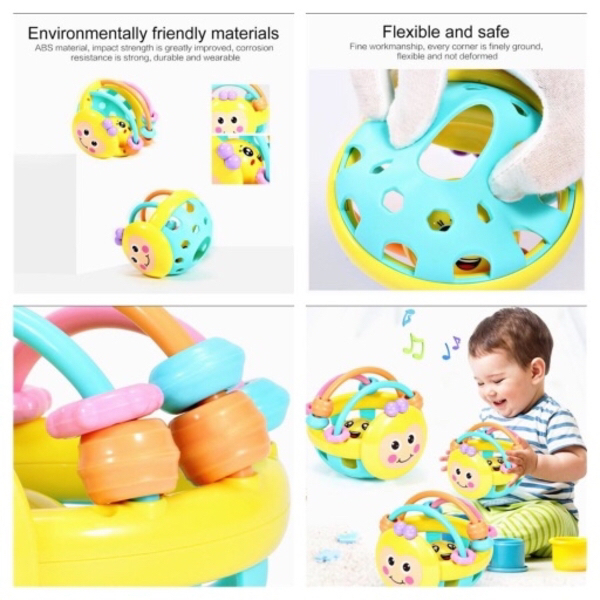 Used Baby rattle learning toy in Dubai, UAE