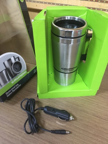 Used Electrnoics Travel mug for car,bus  in Dubai, UAE