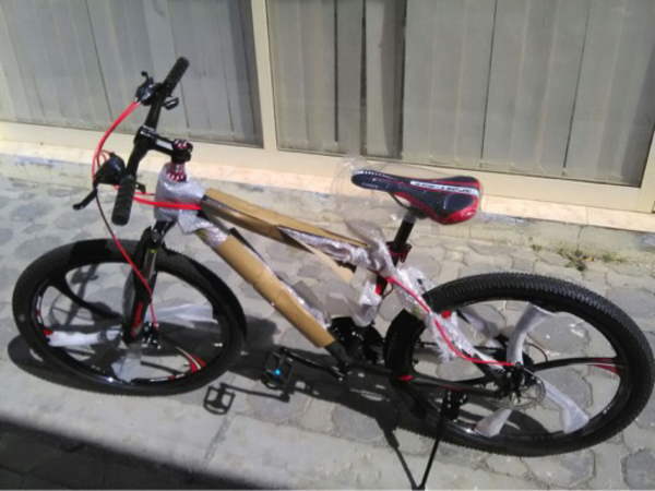"Used New 26"" Alloy Rim Force Bicycle  in Dubai, UAE"