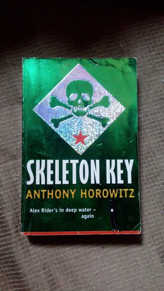 Used Two Original Books by Anthony Horowitz in Dubai, UAE