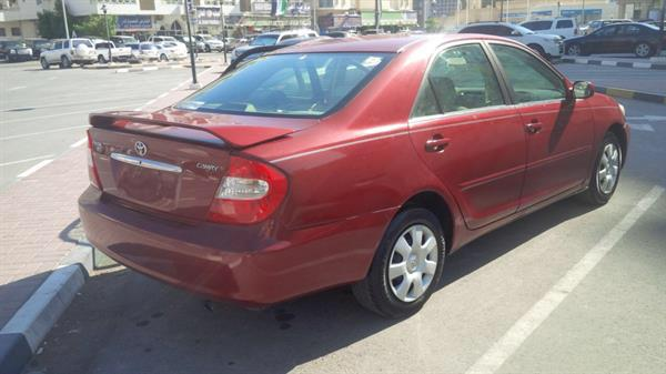 Used Camry 2002 V6 Call 0505799509 in Dubai, UAE