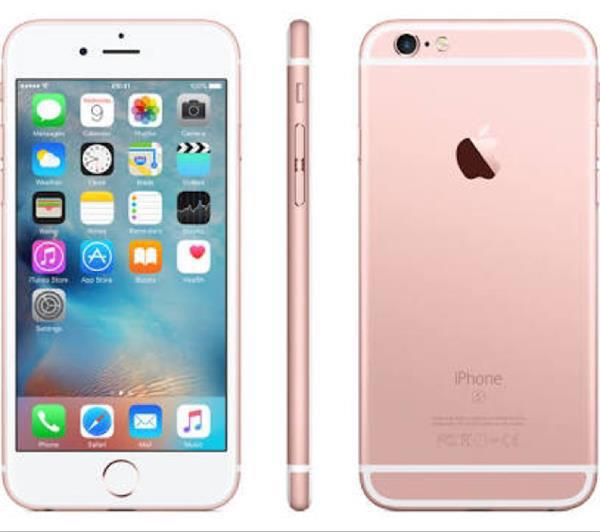 Iphone 6s Rose Gold Original New Mobile 16gb Classic