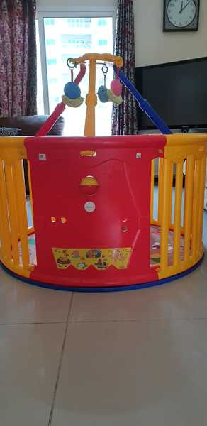 Used Kids Play Pin in Dubai, UAE