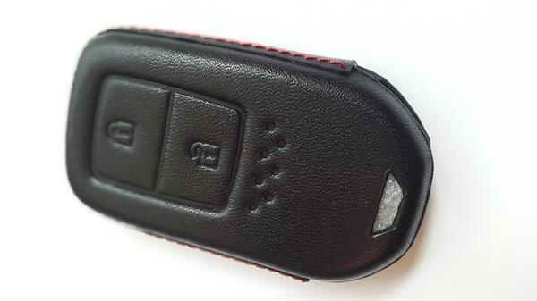 Used New Honda 2 Button Smart Key PU Leather cover in Dubai, UAE