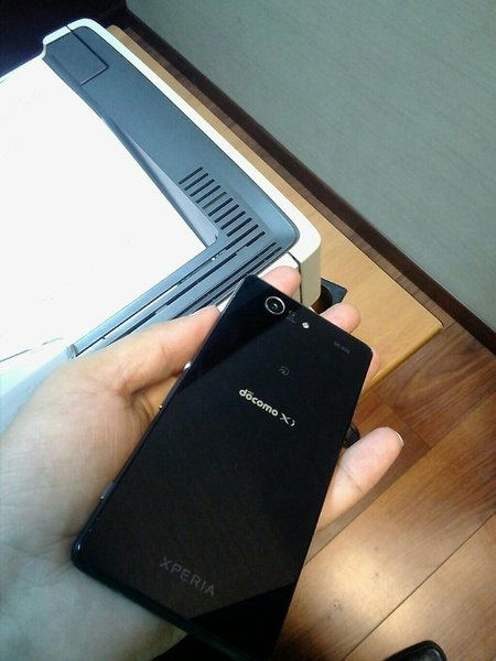 Used Sony Xperia Z3 compact black in Dubai, UAE