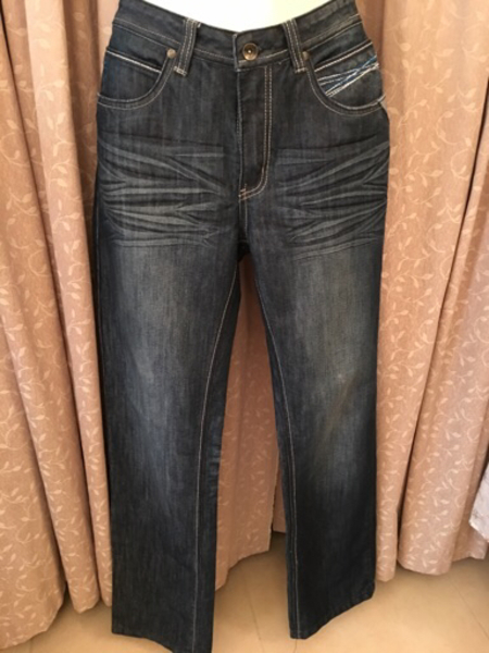 Used New jeans size 176 in Dubai, UAE