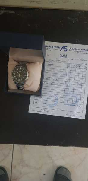 Used Casio writch watch in Dubai, UAE