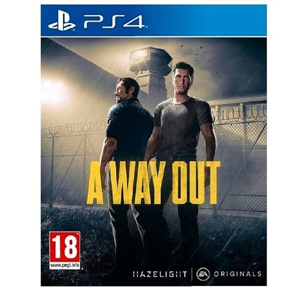 Used A Way Out PlayStation 4 in Dubai, UAE