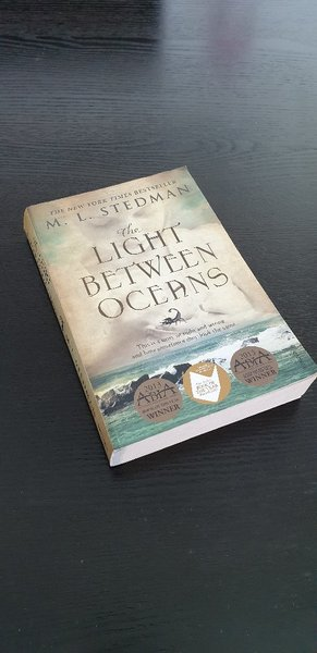Used M.L.Stedman - The light between oceans in Dubai, UAE