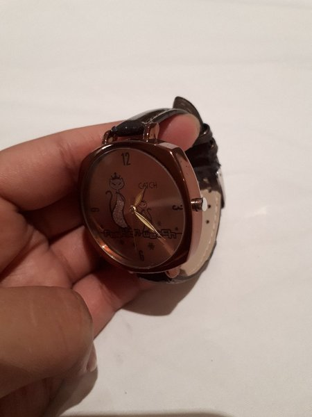 Used CATCH FASHION WATCH BROWN in Dubai, UAE