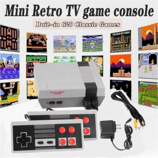 Used New game console with built in 620 games in Dubai, UAE
