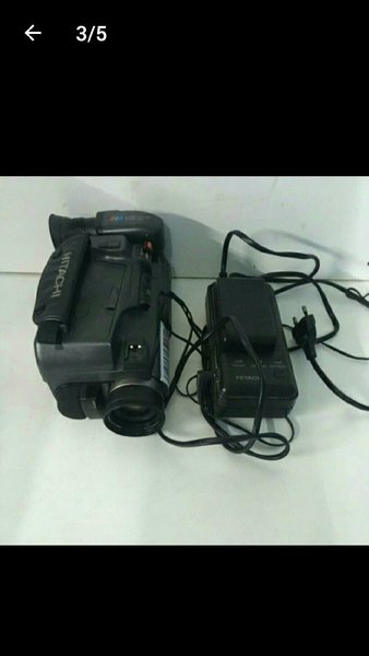 Used Hitachi camcoder made in Japan in Dubai, UAE