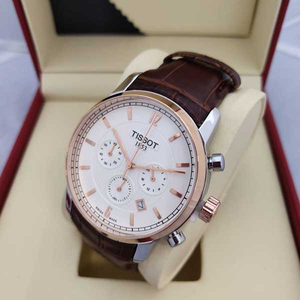 Used New tissot men's watch AAA copy in Dubai, UAE