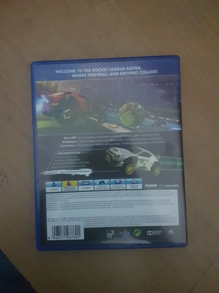 Used Rocket league/collectors edition/used/PS in Dubai, UAE