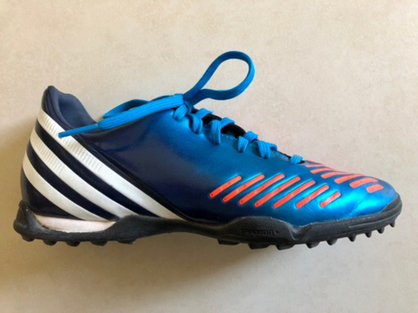 Used Adidas Football Shoes (Size 34) in Dubai, UAE