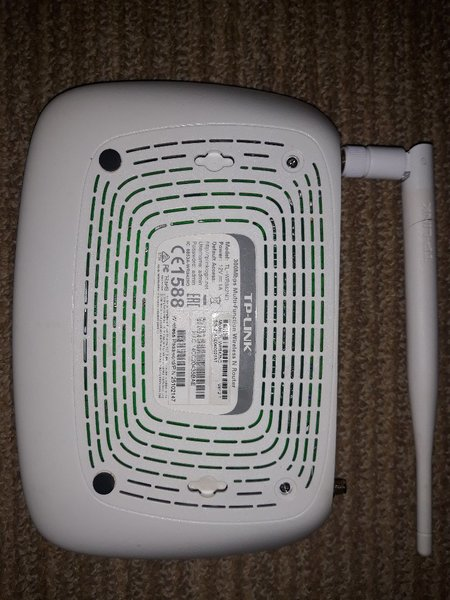 Used Wifi Router used but working fine in Dubai, UAE