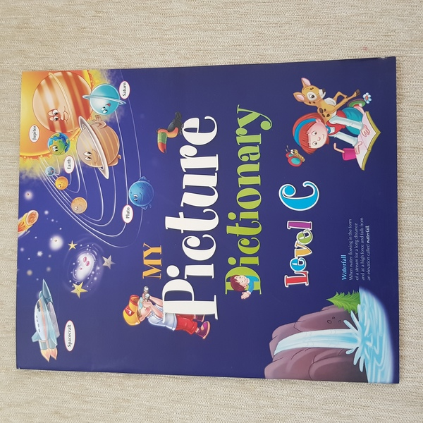 Used 3 new children books in Dubai, UAE