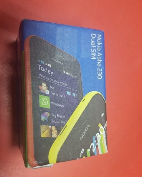 Used Nokia Asha 230 Dual Sim in Dubai, UAE