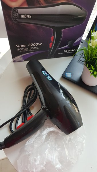 Used Hair DRYER 3200W LUCKY BUYER POSTED in Dubai, UAE
