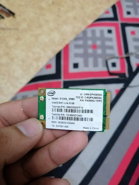 Used Wifi card for laptop in Dubai, UAE