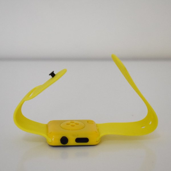 Used Digital Watch Yellow in Dubai, UAE