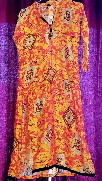 Used cotton casual kurti in Dubai, UAE