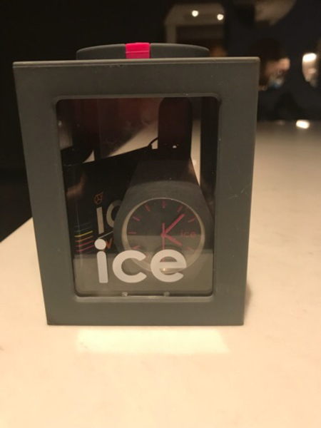 Used Brand new Ice watch gray color  in Dubai, UAE