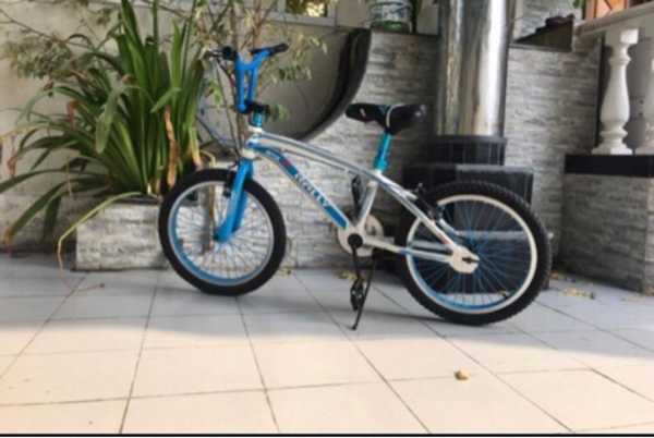 Used BMX bicycle for sale in Dubai, UAE