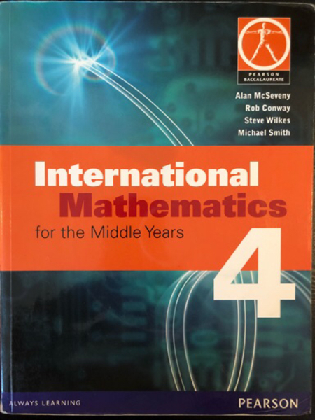 Used MYP International Mathematics 4 in Dubai, UAE