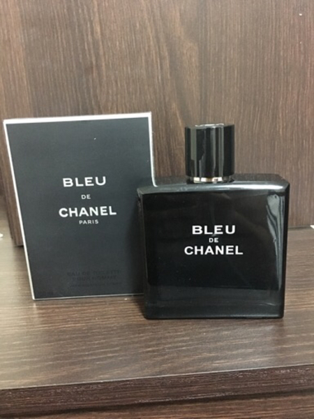 Used Chanel De Bleu Perfume 100 ml in Dubai, UAE
