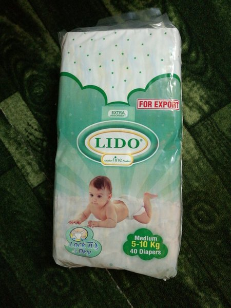 Used Diapers lido in Dubai, UAE