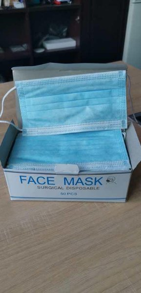 Used Dispossible face mask....discount offer. in Dubai, UAE