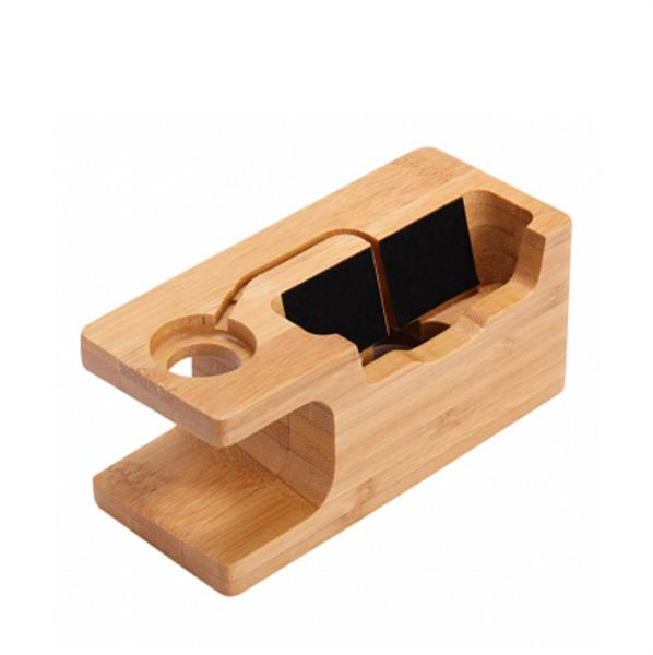 Used Wooden Stand For iPhones And Watch in Dubai, UAE
