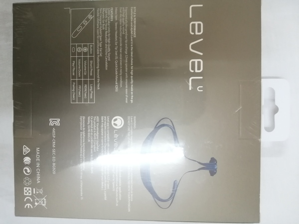 Used Level U brand new and seal packed. in Dubai, UAE