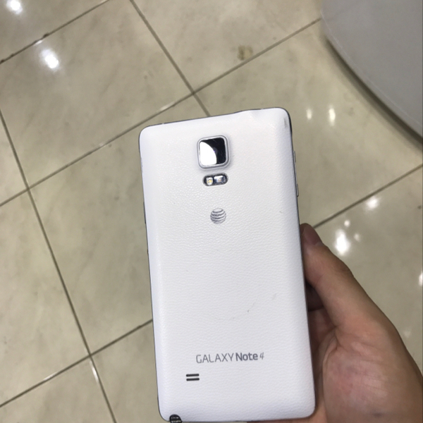 Used Note4 32gb Att 4g Lte Same New.single Sim  in Dubai, UAE