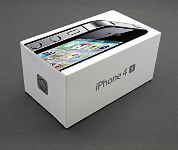 Iphone 4s Box Pack
