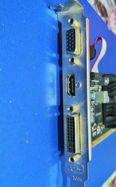Used AMD RADEON HD5450 2GB DDR3 GRAPHICS CARD in Dubai, UAE