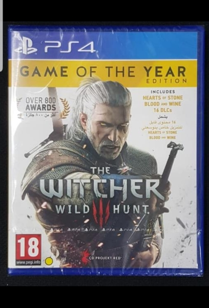 Used Witcher 3 for PS4 (Brand New) in Dubai, UAE