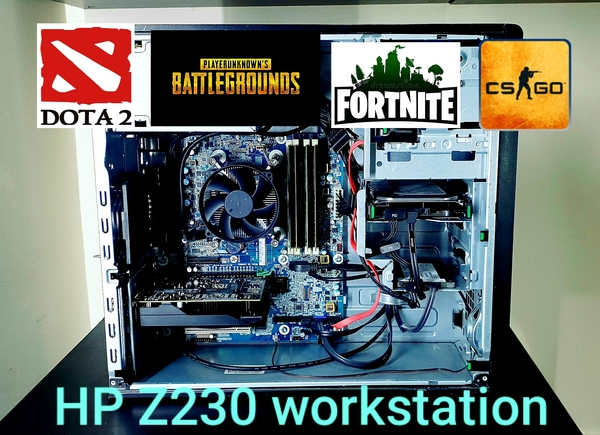 Used Fortnite, Pubg, CSGO, DOTA2, gaming PC in Dubai, UAE