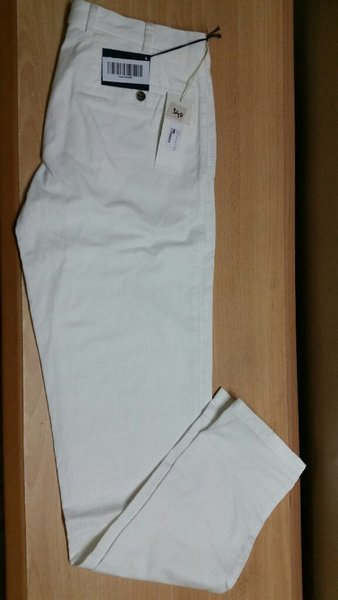 Used Pants-Sultsupply-white- size-46 in Dubai, UAE