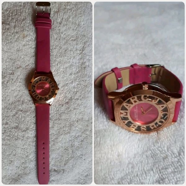 Used Watch rose gold pink in Dubai, UAE