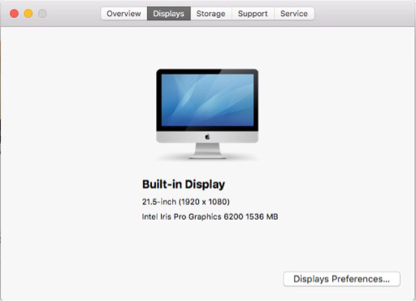 Used IMac 21.5-inch Desktop; keyboard; mouse in Dubai, UAE