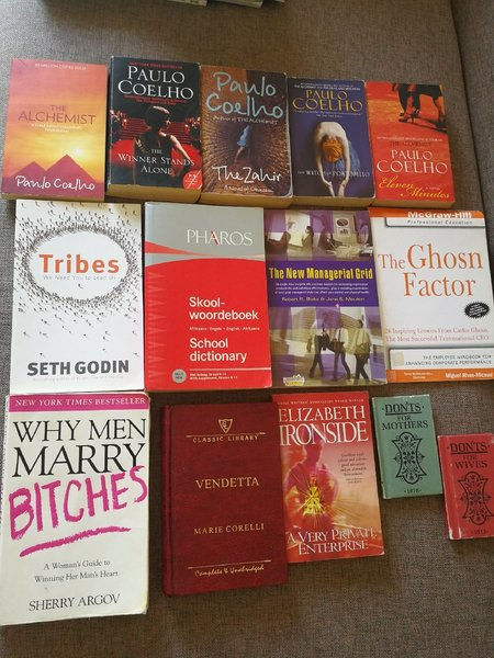 Used 14 books in Dubai, UAE